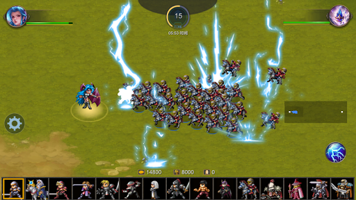 Miragine War screenshot 14