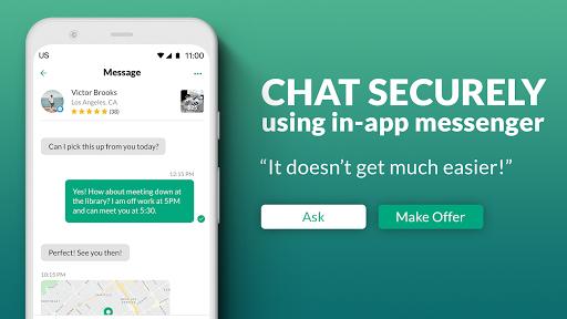 OfferUp: Buy. Sell. Letgo. Mobile marketplace screenshot 5
