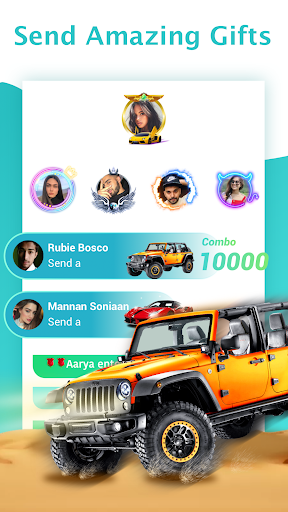 YoYo - Voice Chat Room, Audio Chat, Ludo, Games screenshot 5