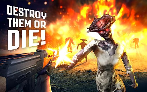 ZOMBIE Beyond Terror: FPS Survival Shooting Games screenshot 8