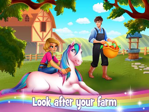 Tooth Fairy Horse - Caring Pony Beauty Adventure screenshot 14