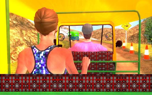 عربة توك توك الجبلية للسيارات 9 تصوير الشاشة