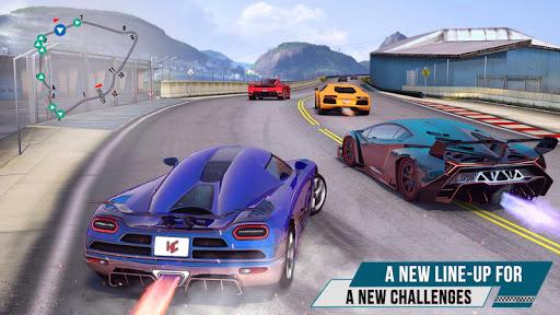 سباق الانجراف العاب سيارات - العاب سباقات السيارات 3 تصوير الشاشة