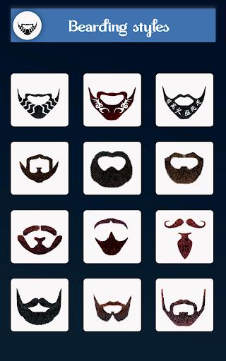 Hairy - Men Hairstyles Beard & Boys Photo Editor скриншот 6