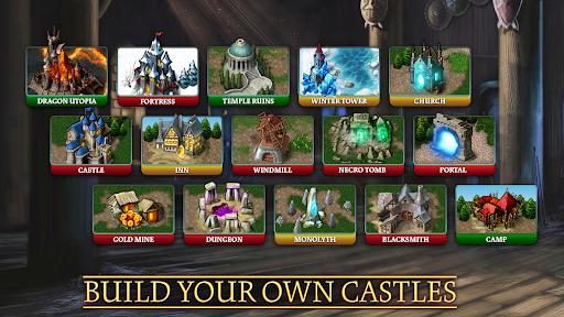 Heroes Magic War screenshot 2