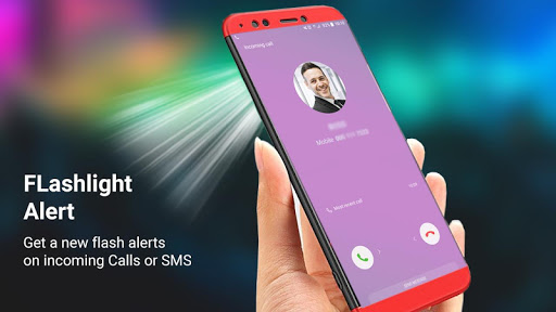 Flash on Call and SMS, Flash alerts notifications screenshot 8
