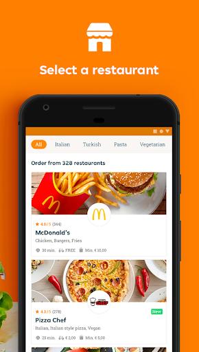 pizza.de | Food Delivery screenshot 2