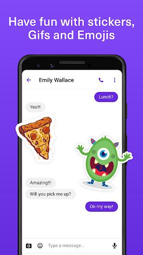 TextNow - 무료 문자, 음성 및 영상 통화 앱 screenshot 6