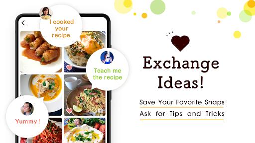 SnapDish AI Food Camera & Recipes 4 تصوير الشاشة