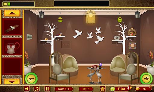 مستويات 501 - غرفة ألعاب جديدة والهروب المنزل 7 تصوير الشاشة