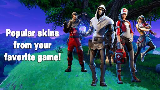 New Battle Royale Skins for FBR screenshot 5