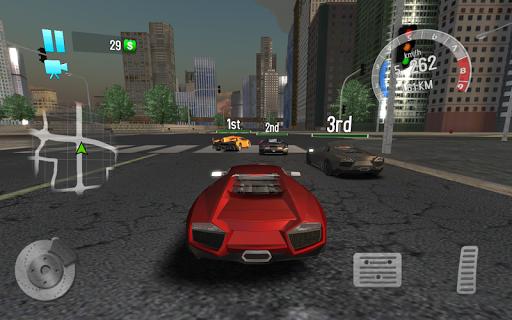 Racer UNDERGROUND 2 تصوير الشاشة
