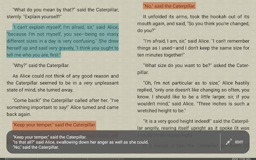 FBReader: Favorite Book Reader screenshot 11