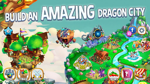 Dragon City Mobile screenshot 5
