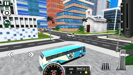 Metro Bus Simulator 2021 1 تصوير الشاشة