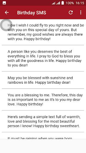 Love SMS Text Messages screenshot 7