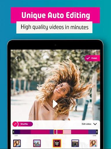 Triller - Crea vídeos screenshot 13