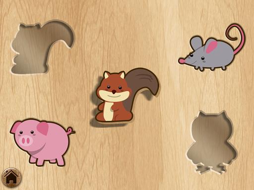 Baby puzzles screenshot 1