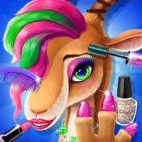 🦁🐼Jungle Animal Makeup on APKTom
