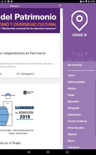 Intendencia de Montevideo 9 تصوير الشاشة