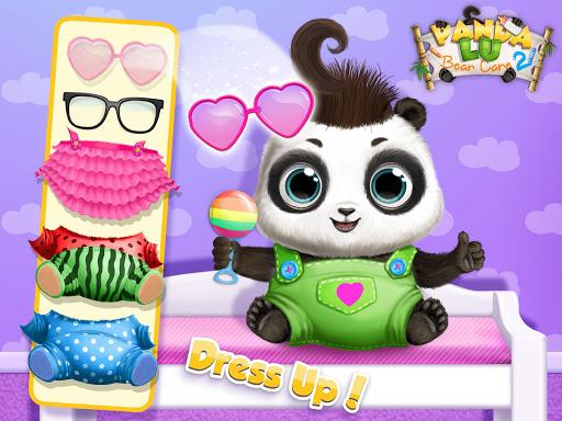 Panda Lu Baby Bear Care 2 - Babysitting & Daycare 10 تصوير الشاشة