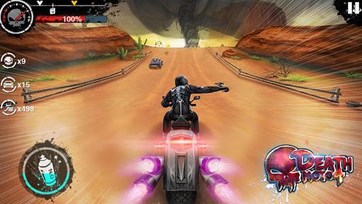 Death Moto 4 screenshot 2