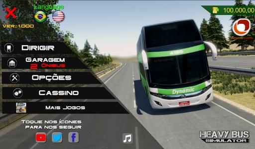 Heavy Bus Simulator screenshot 4