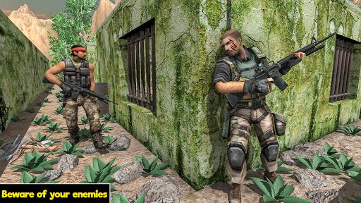 Commando behind the Jail- Escape Plan 2019 screenshot 7