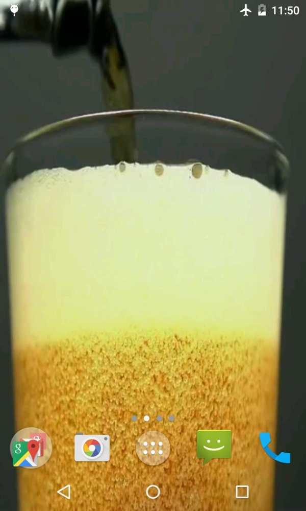 Beer Video Live Wallpaper 4 تصوير الشاشة