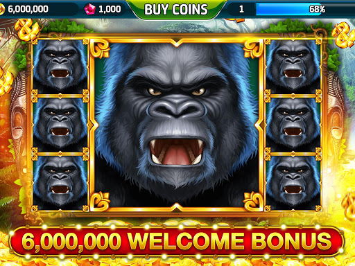Ape About Slots NEW Vegas Casino Slot Machine Free 9 تصوير الشاشة