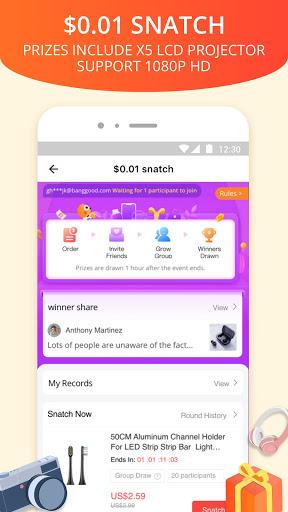 Banggood - Global leading online shop screenshot 5