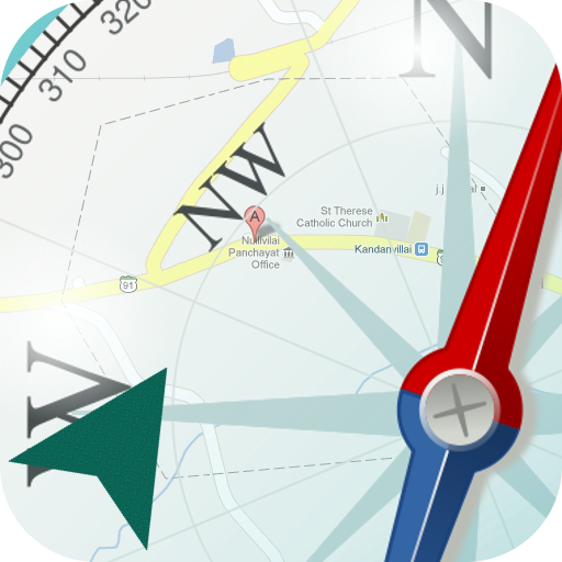 Map Smart Address Book icon