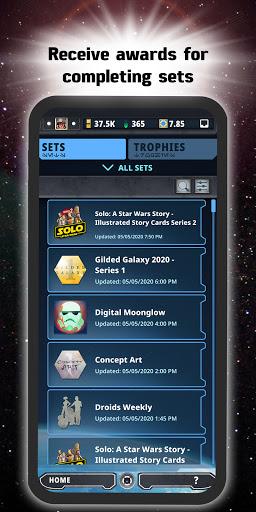 Star Wars™: Card Trader by Topps® 8 تصوير الشاشة