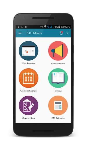 KTU Mentor - For Professionals screenshot 1