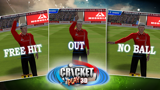 Cricket Play 3D: Live The Game screenshot 7