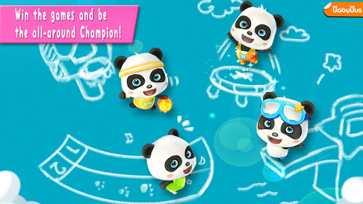 Panda Sports Games - For Kids screenshot 1