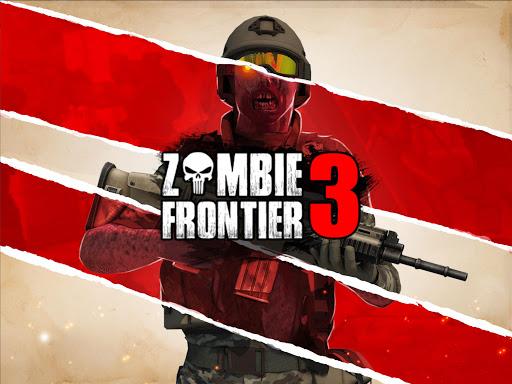 Zombie Frontier 3: قناص بندقية 16 تصوير الشاشة