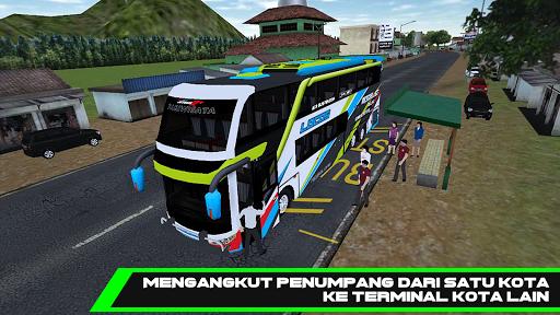 Mobile Bus Simulator screenshot 2