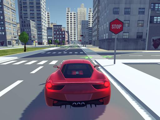 Driving School Simulator 2020 19 تصوير الشاشة