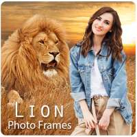 Lion Photo Frames on 9Apps