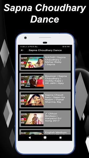 Sapna Choudhary Dance – Sapna Video Songs 7 تصوير الشاشة