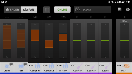 MonitorMix screenshot 2