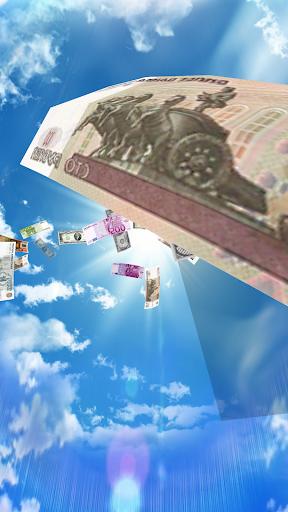 Falling Money 3D Live Wallpaper 19 تصوير الشاشة