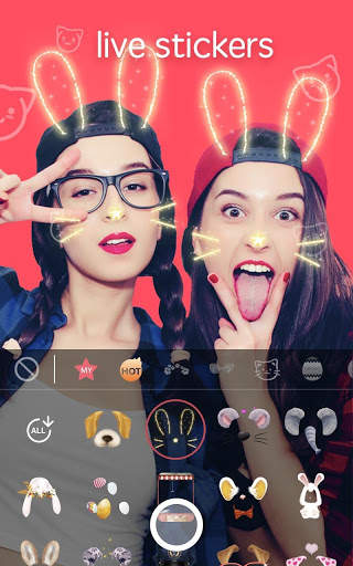 Sweet Snap - Beauty Selfie Camera & Face Filter 2 تصوير الشاشة