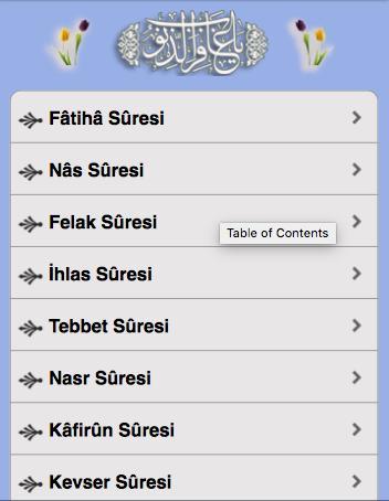 Kuran Tecvidi screenshot 3