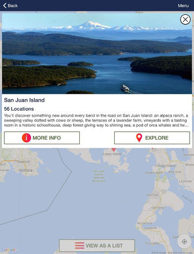 San Juan Islands Insider screenshot 13