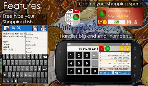 Shopping List for Grocery 4 تصوير الشاشة