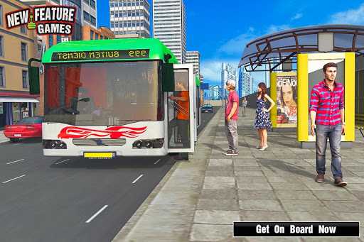 Super Bus Arena: Modern Bus Coach Simulator 2020 screenshot 5