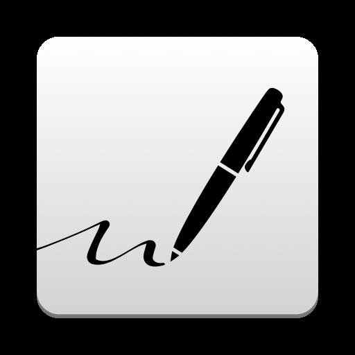 INKredible - Handwriting Note أيقونة