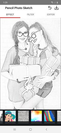 Sketch Drawing Photo Editor screenshot 3
